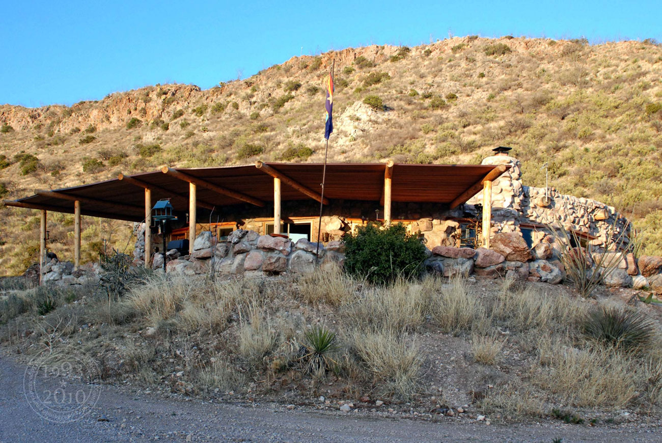 Unique Southwestern Style Retreat in Arizona