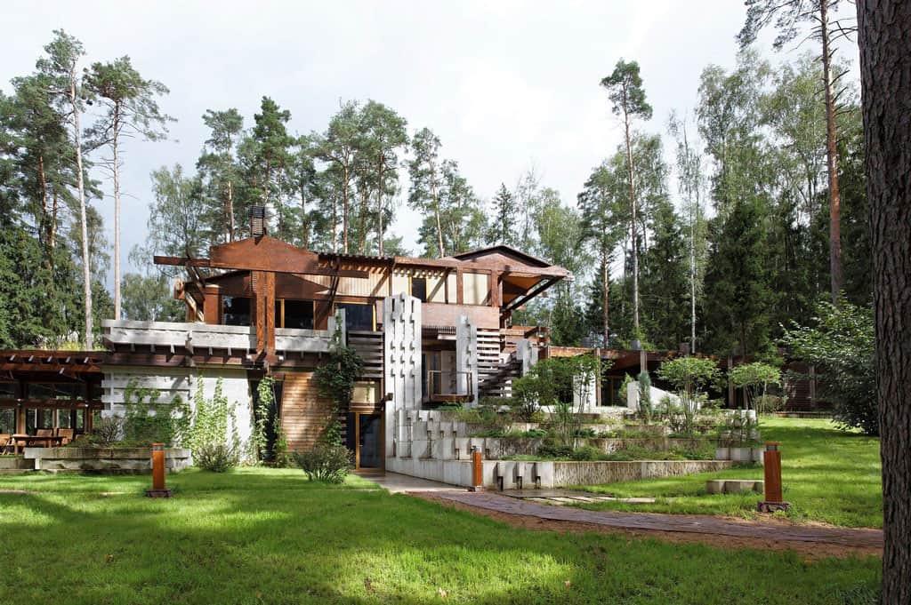 Drova Villa by Carlson & Co