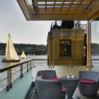 Lake Union Floating Home by Vandeventer + Carlander Architects