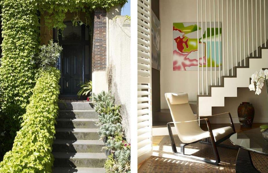 Victorian Mansion Apartment in Melbourne