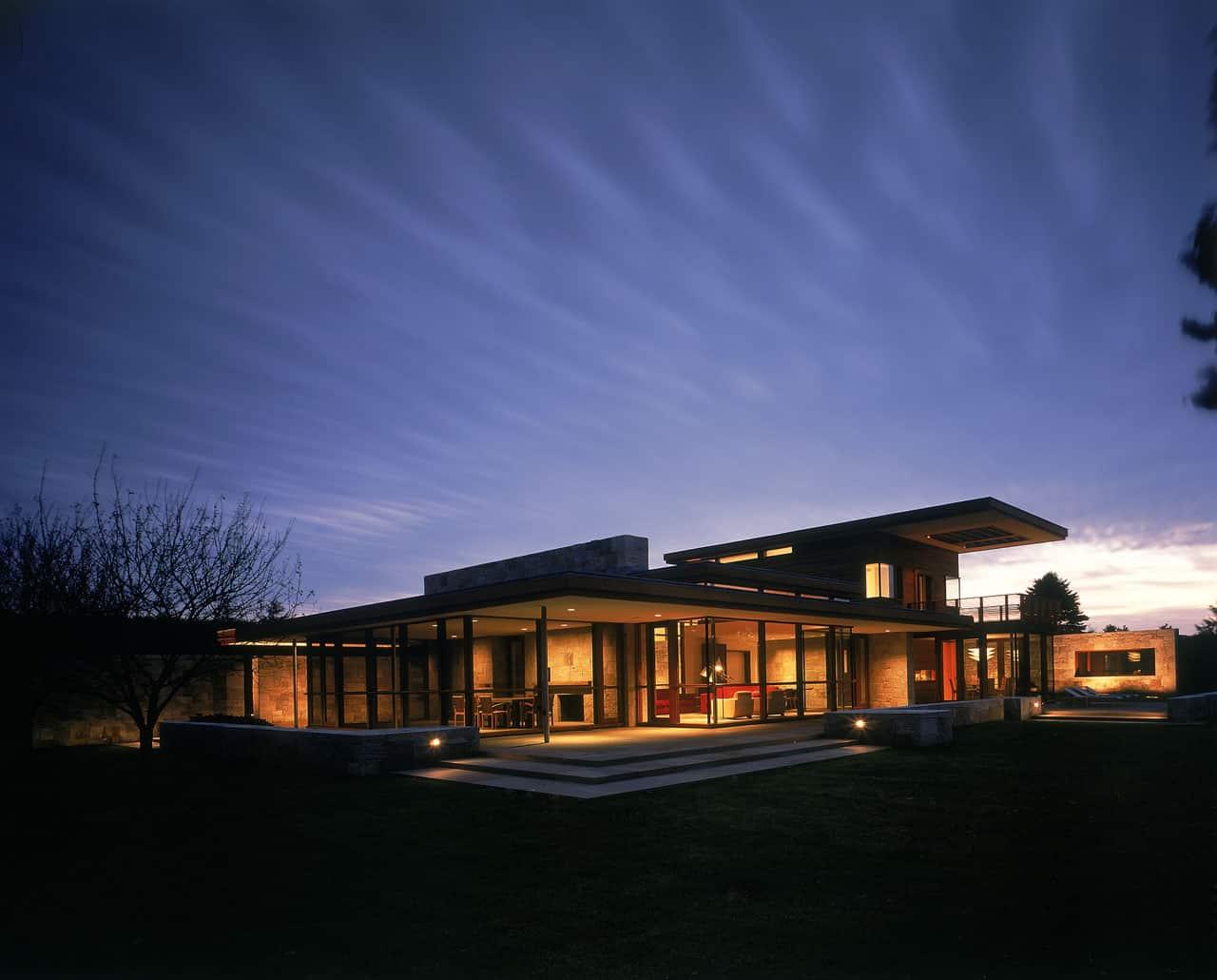 The Stone Houses by Leroy Street Studio