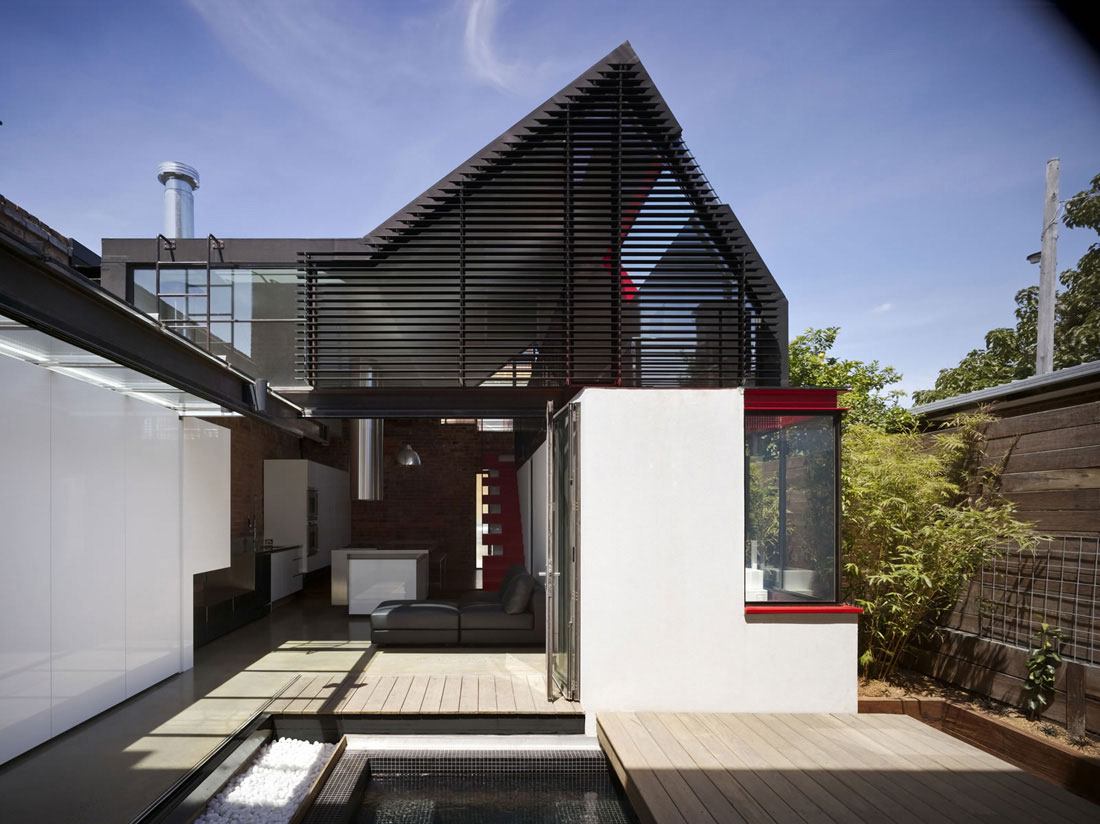 Vader House by Andrew Maynard Architects
