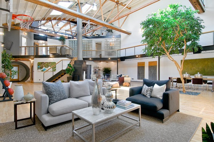 Amazing Loft Space In SoMa San Francisco - Soma apartments sf