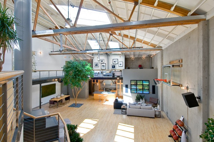 Amazing Loft Space In Soma San Francisco