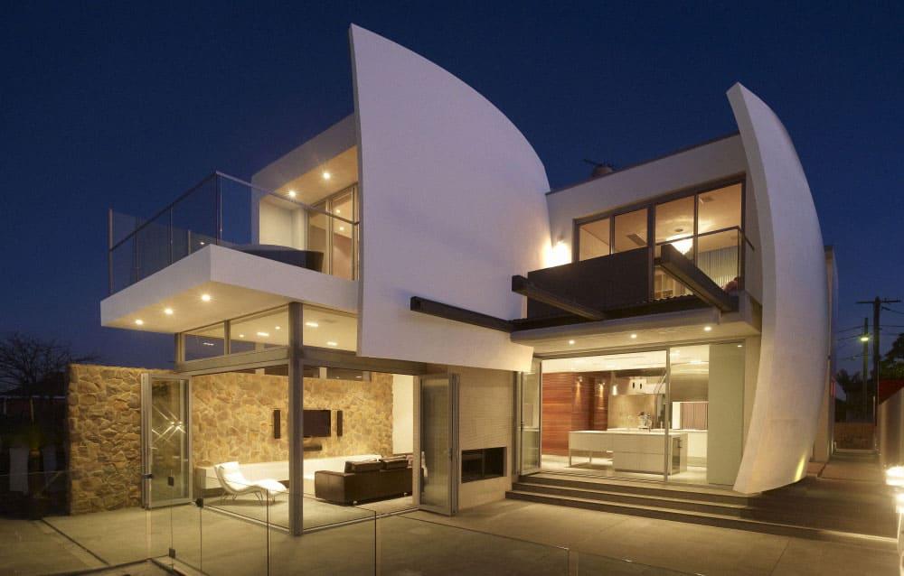 Bill's House By Tony Owen Partners Interesting Modern Design Homes