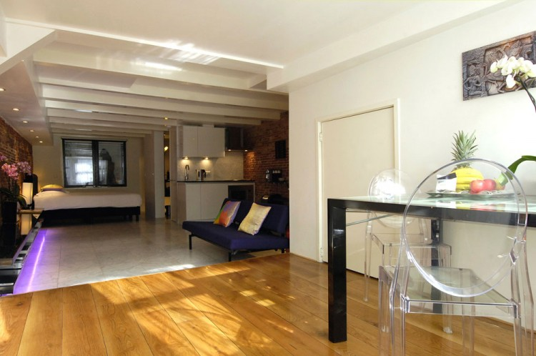 Beautiful luxury boutique apartment in downtown amsterdam