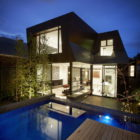 Enclave House in Melbourne by BKK Architects