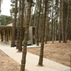 House Among Trees by Martin Fernandez de Lema and Nicolas Moreno Deutsch