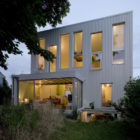 House To Catch The Tree by Berranger & Vincent Architectes