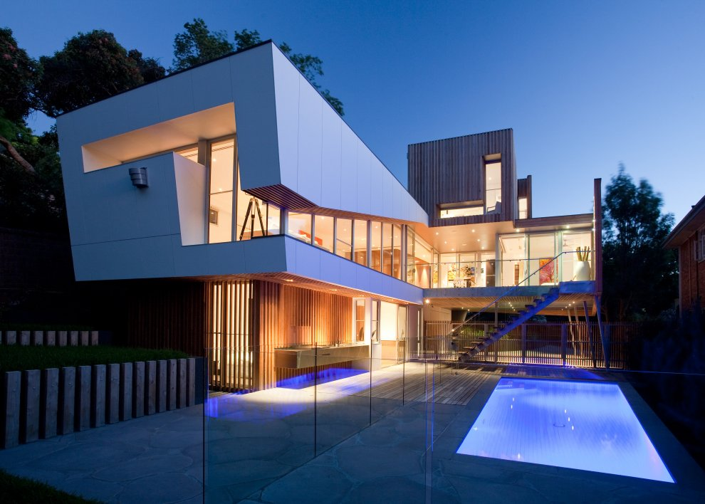 The Kew House 3 by Vibe Design Group