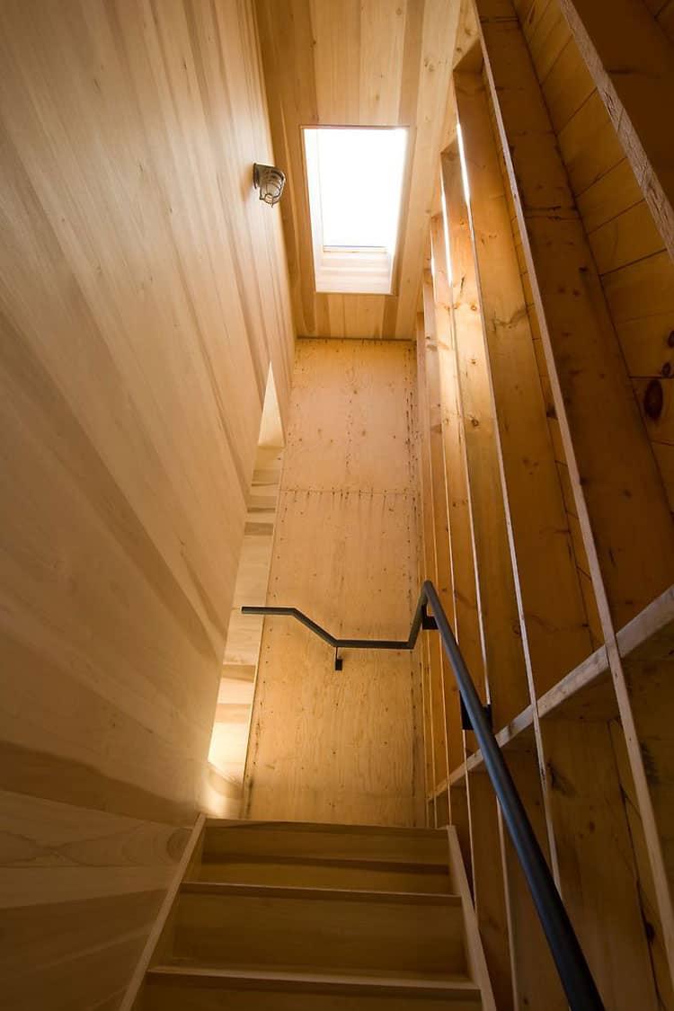The Sliding House by MacKay-Lyons Sweetapple Architects