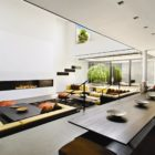 Penthouse with 3Landscaped Terraces in Soho by Architeam (2)