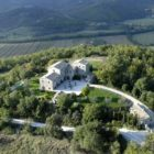 Villa Arrighi, a Luxury Converted Farmhouse in Umbria, Italy