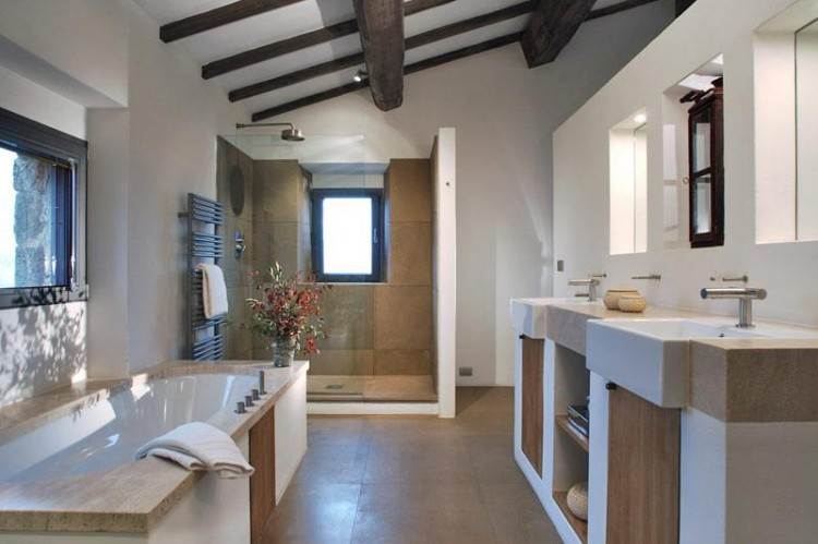 Villa Arrighi A Luxury Converted Farmhouse In Umbria Italy