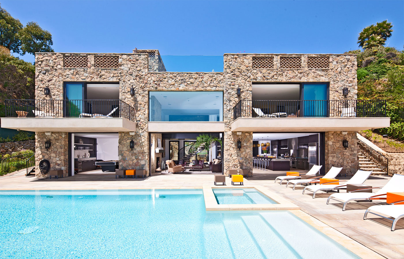 Multi-Million Dollar House on Malibu Beach!
