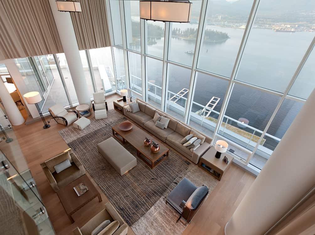 Fairmont Penthouse by Robert Bailey Interiors