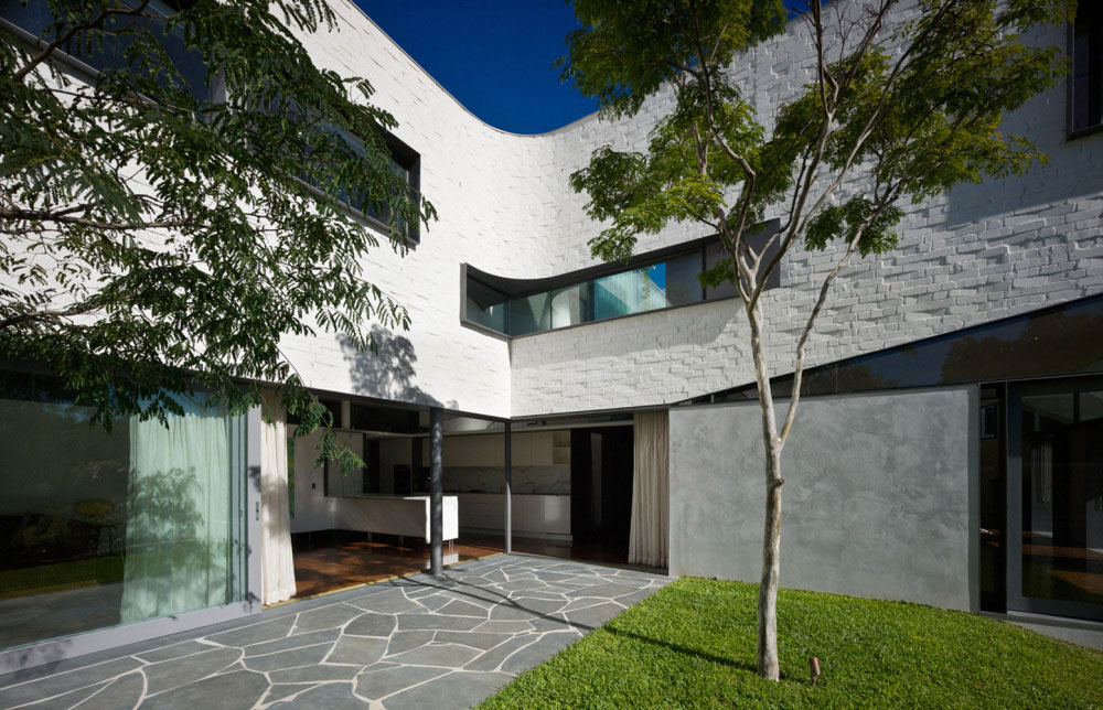 Garden House by Durbach Block Jaggers Architects