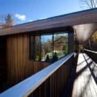 La Source – Massage Therapy Pavilion by Blouin Tardif Architecture-Environnement