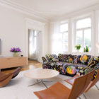 Bright Three Bedroom Apartment in Central Stockhom