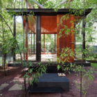 Tea House by David Jameson Architect