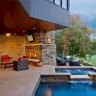 Westlake Drive House by James D. LaRue Architecture Design