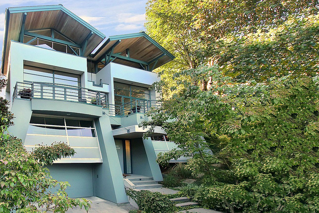 Euclid Residence in Seattle by Balance Associates Architects