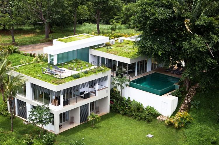 Black Beauty Tierra Villa in Costa Rica by Kalia – Costa Rica Home Floor Plans
