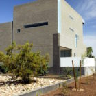 Essence of the Desert House by Au Design Studio
