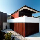 Euryalus Street House by Luigi Rosselli Architects