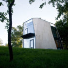Summer House in Lithuania by G.Natkevicius & Partners