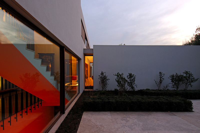 Fray Leon House by 57 Studio