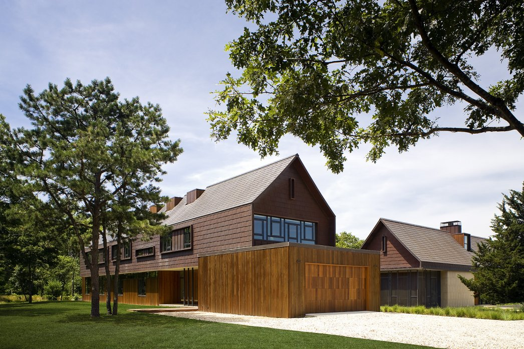Northwest Peach Farm by Bates Masi Architects