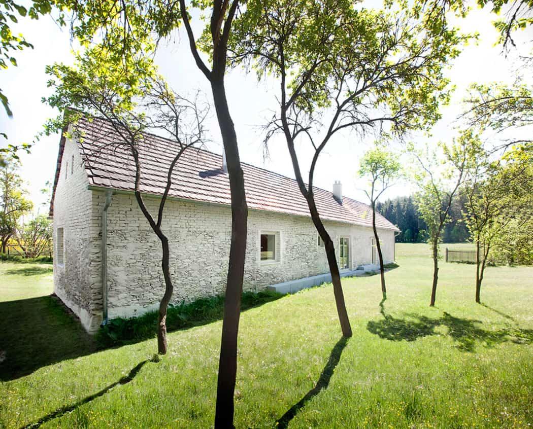 Orchard house by nacházel architekti