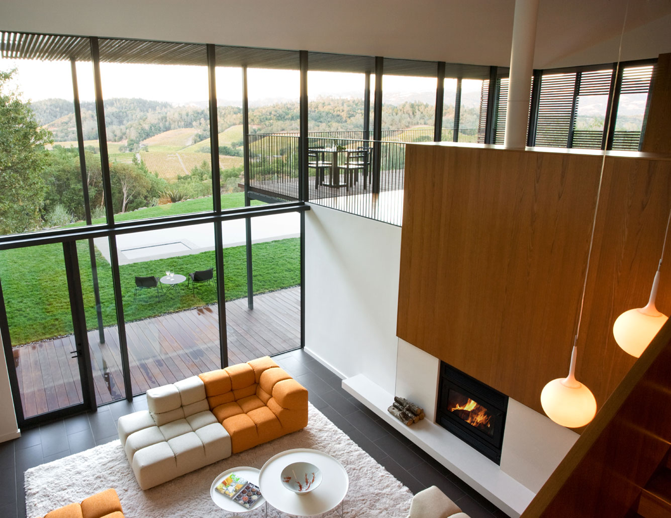 Before after sonoma residence by cooper joseph studio