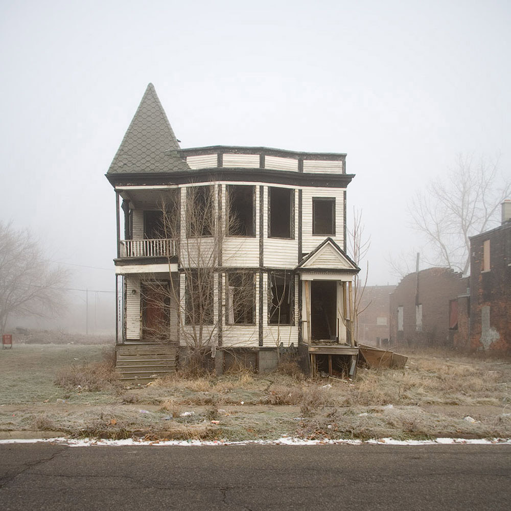 Abandoned Houses By Kevin Bauman