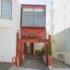 10 Foot Wide House in Cole Valley, San Francisco
