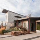 Berkeley Courtyard House by WA Design Inc