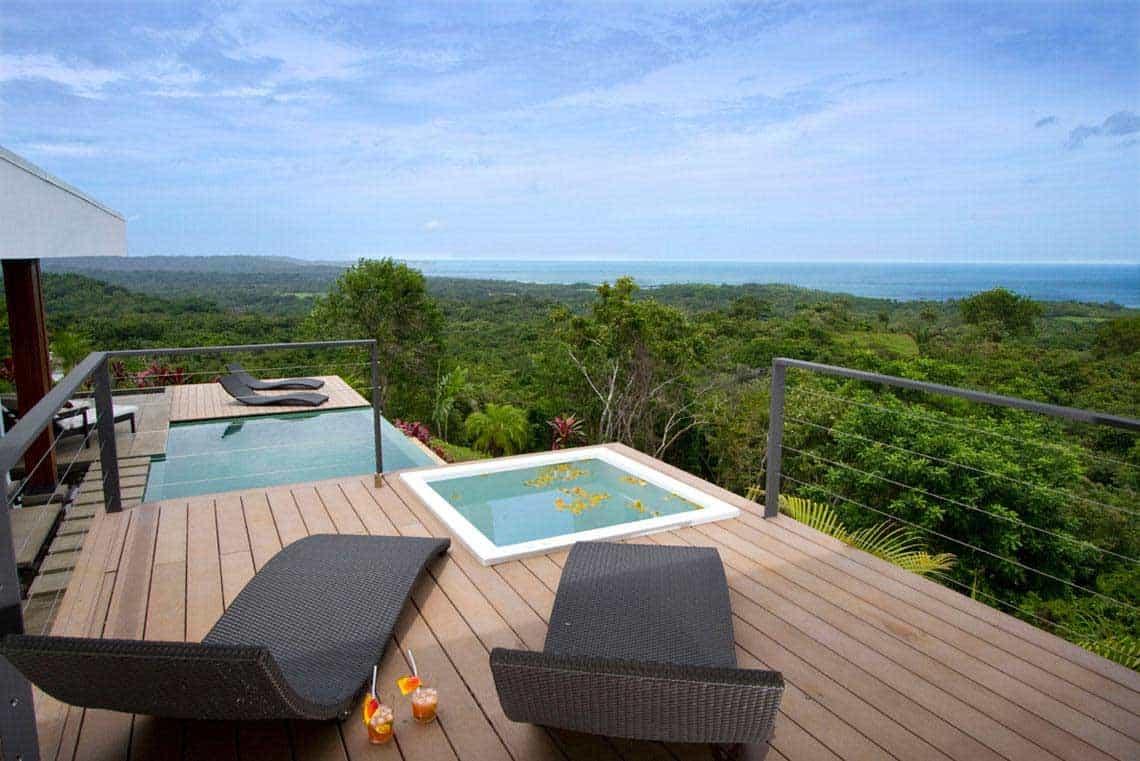 Black Beauty Luna Villa in Costa Rica by Kalia