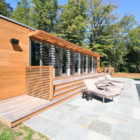 Connecticut Pool House by Resolution: 4 Architecture