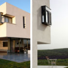 Desert Villa by Uri Cohen Architects