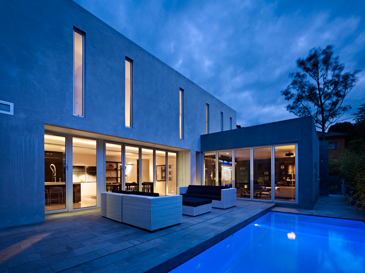 Karlusic Residence by Hirsch Bedner Associates