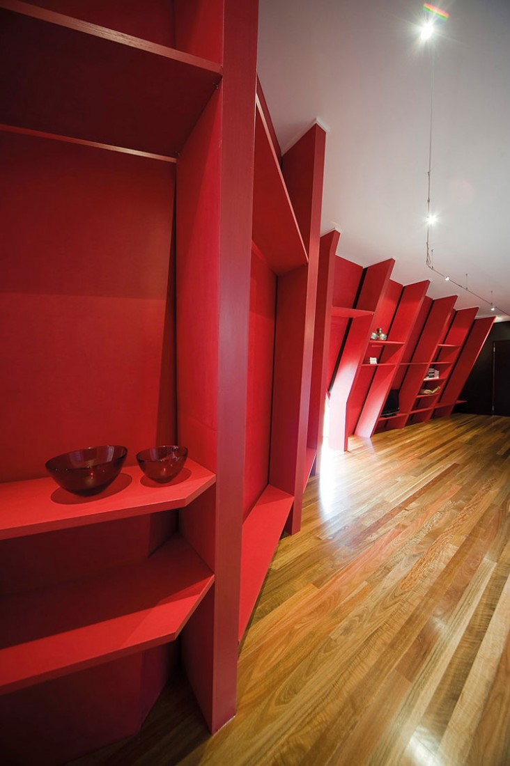 Letterbox House By Mcbride Charles Ryan - Letterbox-house-in-blairgowrie-australia
