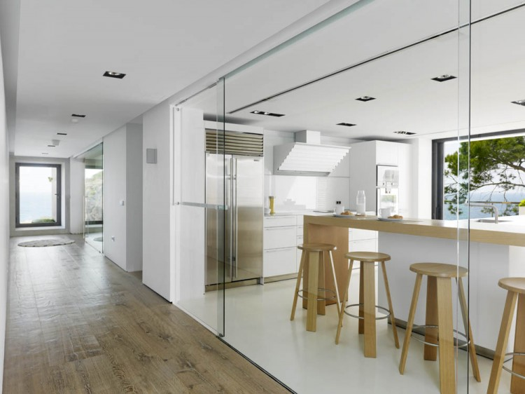 Marvellous All White Interior House Images - Best idea home design ...