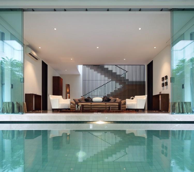 Static House by TWS & Partners on minimalist pool design, zen pool comics, zen pool deck, zen pool book,