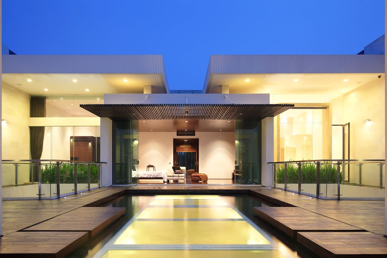 Static House by TWS & Partners