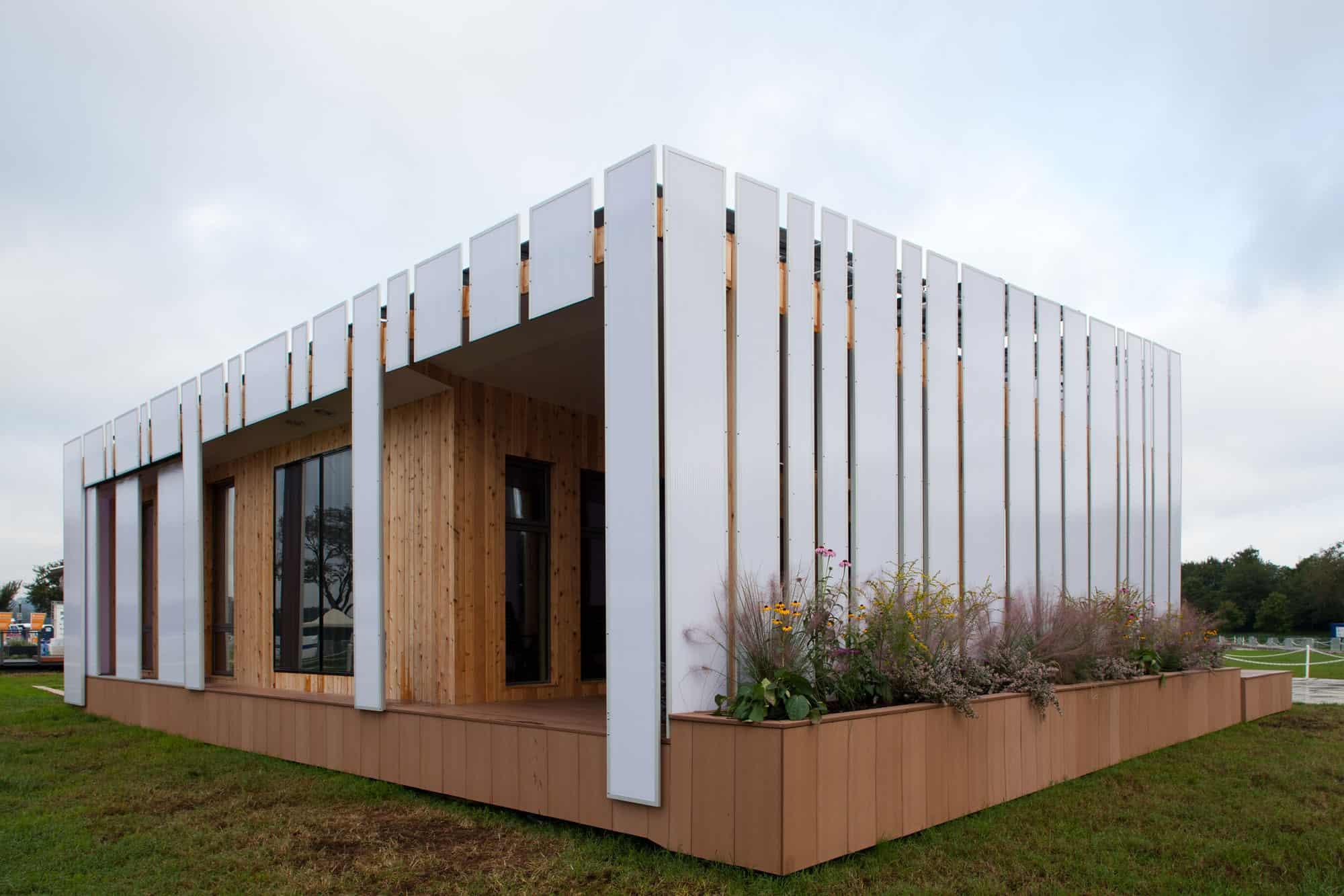 Solar Decathlon 2011 – 19 Zero Energy Homes – Part 3/4