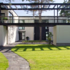 Villa Snow White by Helin & Co Architects