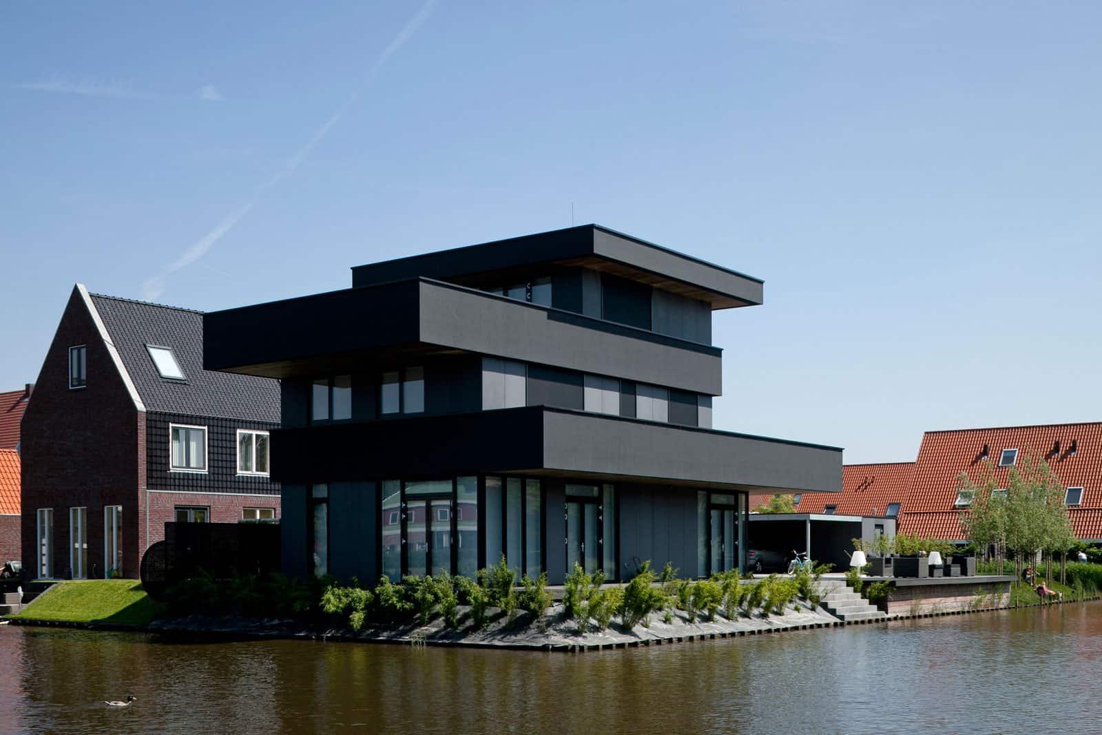 Villa Biesvaren by BBVH Architecten