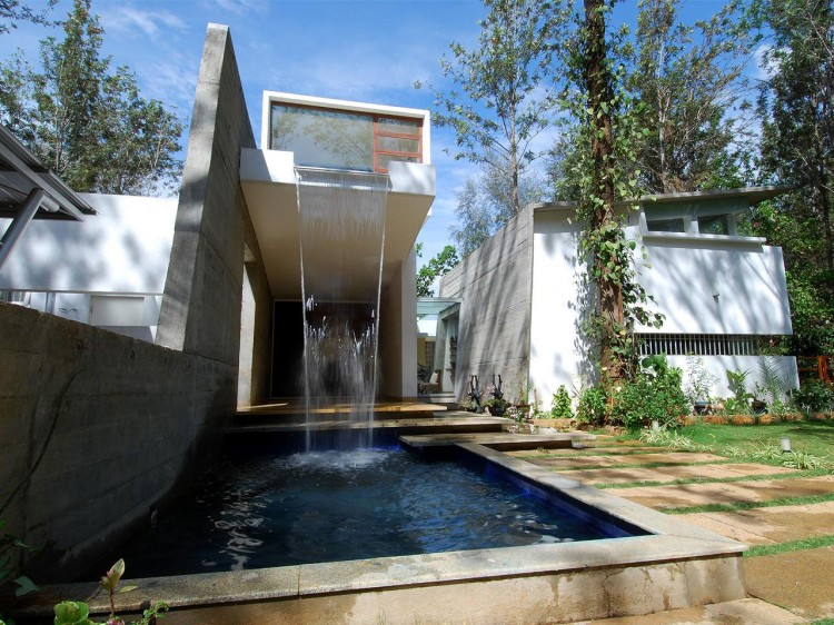 Anil Kush Residence By Architecture Paradigm