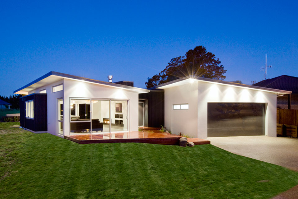 Calley Building Show Home by Creative Space Architectural Design